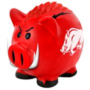 Arkansas Razorbacks Thematic Piggy Bank