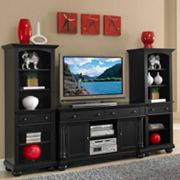 St. Croix 3-pc. Entertainment Center
