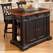 Deluxe Traditions Kitchen Island