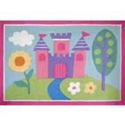 Olive Kids Enchanted Castle Bath Rug