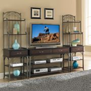 Bordeaux 3-pc. Entertainment Center