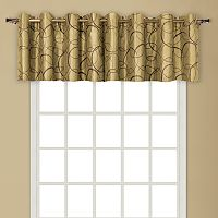 United Curtain Co. Sinclair Window Valance - 54'' x 18''