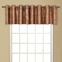 United Curtain Co. Sinclair Valance - 54'' x 18''