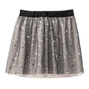 SO Foil Tulle Skirt - Girls Plus