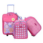 Jumping Beans Luggage, Flower Power 3-pc. Luggage Set