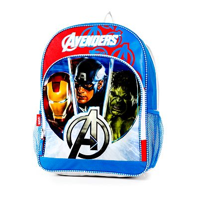 Marvel The Avengers Backpack - Kids