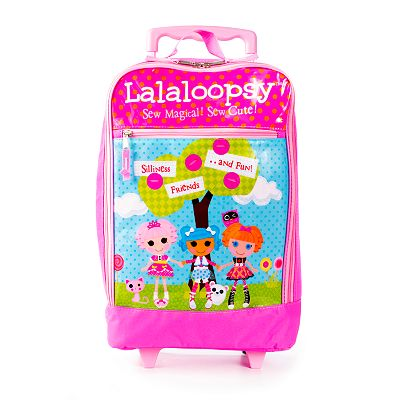 Lalaloopsy Rolling Backpack - Kids
