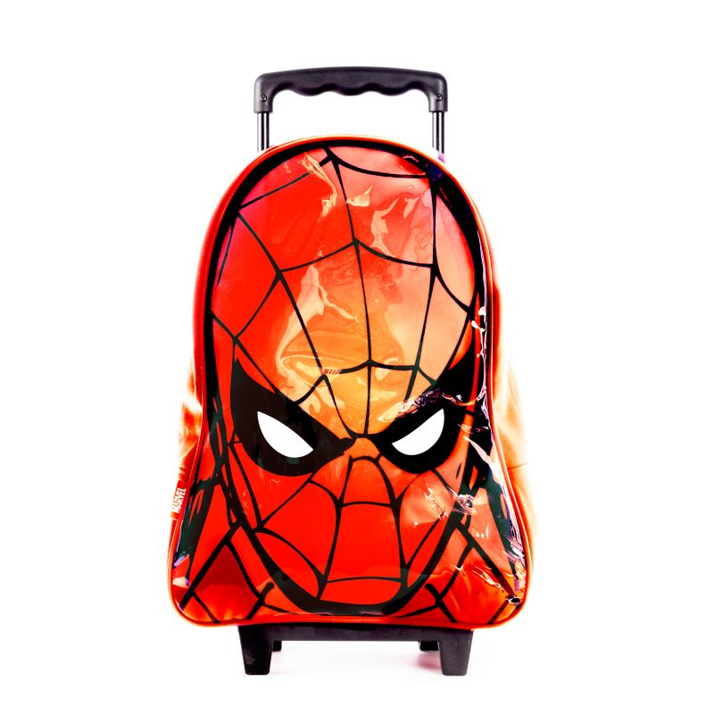Spiderman Rolling Backpack Crazy Backpacks