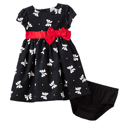 Carter's Bow Dress - Baby