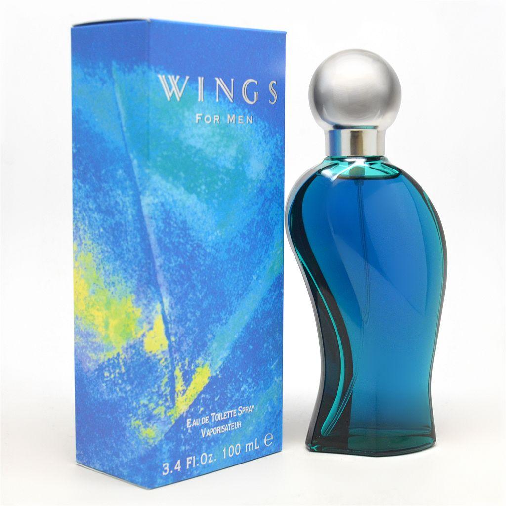 Giorgio Beverly Hills Wings Men's Cologne - Eau de Toilette