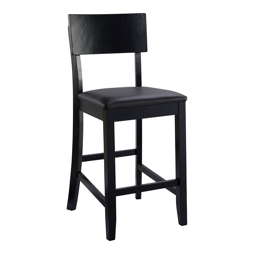 Linon Torino Contemporary Counter Stool
