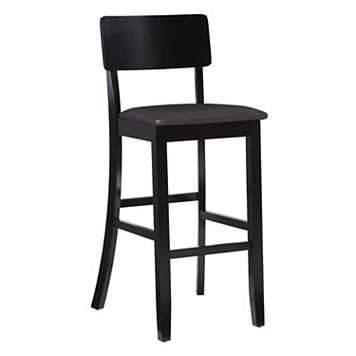 Linon Torino Contemporary Bar Stool