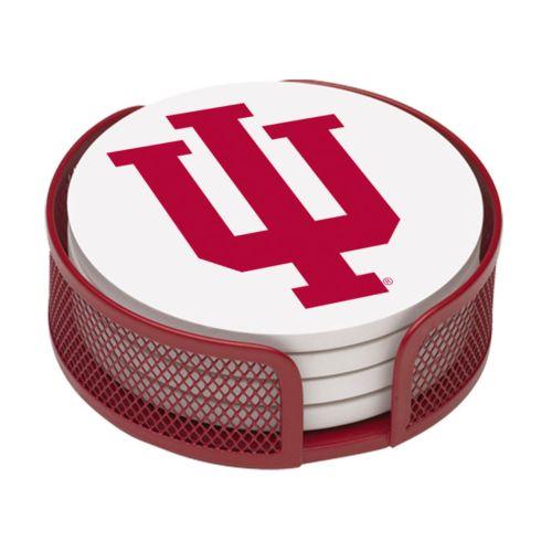 Thirstystone Indiana Hoosiers 4-pc. Coaster Set