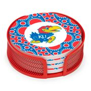 Thirstystone Kansas Jayhawks 4-pc. Coaster Set