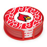 Thirstystone Louisville Cardinals 4-pc. Coaster Set