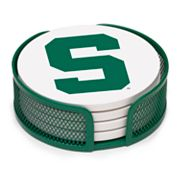 Thirstystone Michigan State Spartans 4-pc. Coaster Set