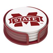 Thirstystone Mississippi State Bulldogs 4-pc. Coaster Set