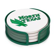 Thirstystone North Texas Mean Green 4-pc. Coaster Set