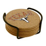 Thirstystone Texas Longhorns 6-pc. Coaster Set