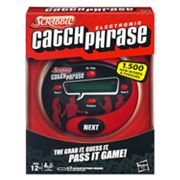 Scrabble Catch Phrase Electronic Game by Hasbro