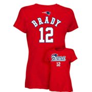New England Patriots Tom Brady Tee - Girls 7-16