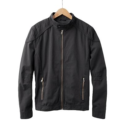 Marc Anthony Twill Bomber Jacket - Men