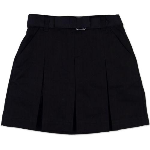 Chaps Pleated Twill School Uniform Scooter - Girls 4-6x
