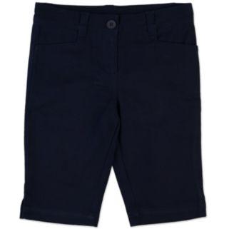 Girls 4-6x Chaps Twill School Uniform Skimmer Pants