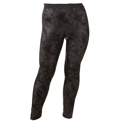 Candie's Shiny Leggings - Juniors' Plus