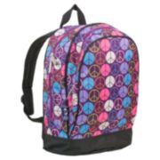 Wildkin Peace Sign Sidekick Backpack - Kids