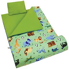 Wildkin Wild Animals Sleeping Bag - Kids