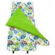 Wildkin Lily Frogs Nap Mat - Kids