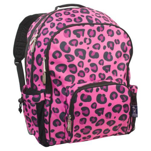Wildkin Leopard Macropack Backpack - Kids