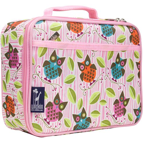 Wildkin Owl Lunch Box - Kids