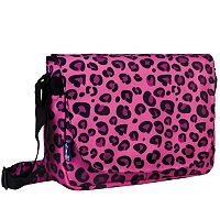 Wildkin Leopard Laptop Messenger Bag - Kids
