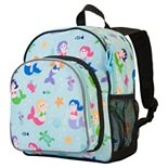 Wildkin Olive Kids Mermaid Pack 'n Snack Backpack - Kids