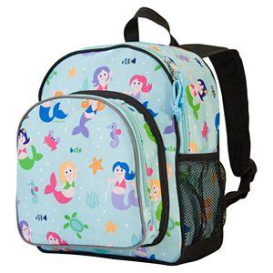 Wildkin Olive Kids Mermaid Pack 'n Snack Backpack - Kids