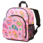 Wildkin Olive Kids Paisley Pack 'n Snack Backpack - Kids
