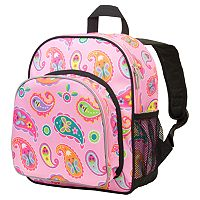Wildkin Olive Kids Paisley Pack 'n Snack Backpack - Kids