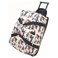 Wildkin Horse Dreams Good Times Rolling Duffel Bag - Kids