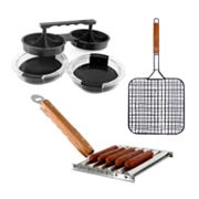 Mr. Bar-B-Q Hot Dog and Hamburger Cookin' Set
