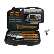 Mr. Bar-B-Q 18-pc. Stainless Steel Tool Set