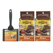 Mr. Bar-B-Q Stone Grill Cleaning Kit