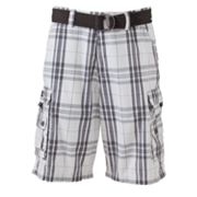 Lee Wyoming Plaid Shorts - Men