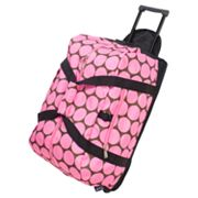 Wildkin Big Dots Good Times Rolling Duffel Bag - Kids