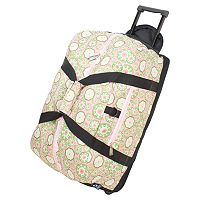 Wildkin Majestic Good Times Rolling Duffel Bag - Kids