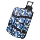 Wildkin Camo Good Times Rolling Duffel Bag - Boys