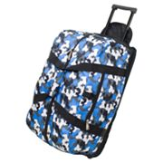 Wildkin Camo Good Times Rolling Duffel Bag - Kids