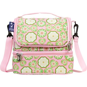 Wildkin Majestic Double Decker Lunch Bag - Kids