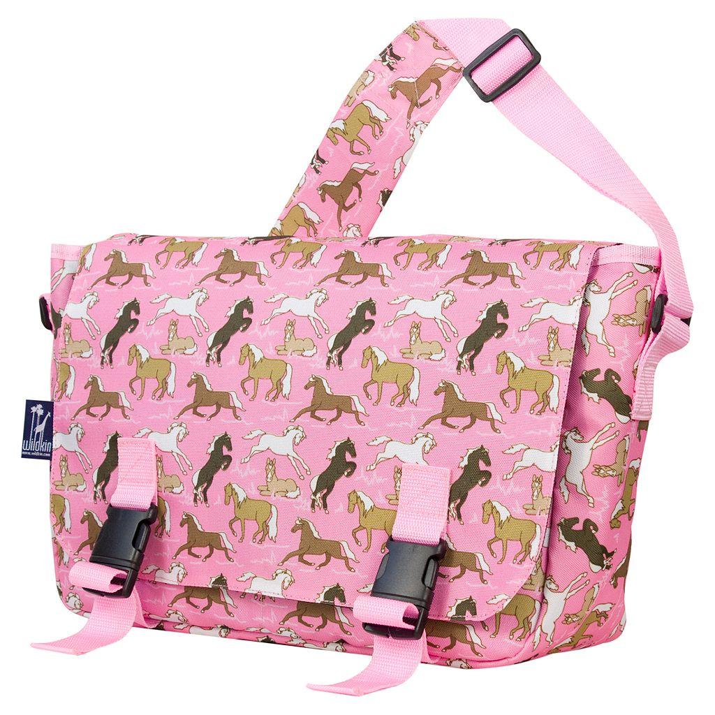 Wildkin Horse Jumpstart Messenger Bag - Kids